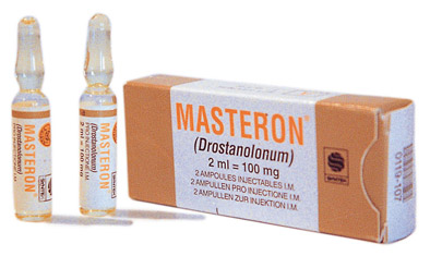 Masteron info from Free Steroid Tips