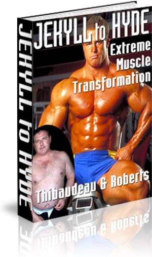 Jekyll to Hyde: Extreme Muscle Transformation